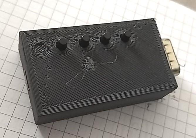 C64 Mini/Vice – Arcade2USB Converter - I am TSB