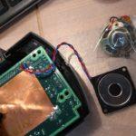 Test speaker